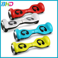 2015 high quality scooter innovative lithium cell 2 wheel electrical scooter air board scooter with samsung battery
