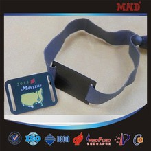 MDC483 nylon/woven smart wristband factory price