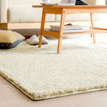 Poliéster som absorber shaggy tufados tapetes para sala de estar