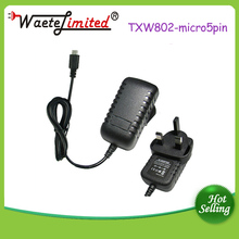 12v 1.5a 15v 1.2a AC-DC desktop power adapter
