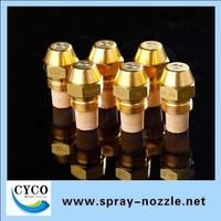 Factory direct OEM brass oil burner nozzle