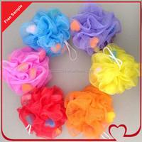 Many shaped bath sponge Net bath sponge bath sponge wholesale