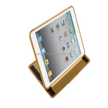 unique luxury gold color Tablet case for ipad series