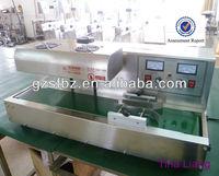 Table Automatic Aluminum Foil Plastic Cap Sealing Machine