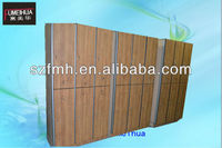 New style compact clothes locker with hanging rods