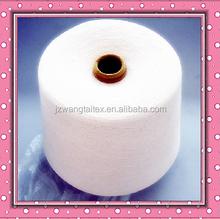 100%Polyester Close Virgin Yarn Single Ring Spun Yarn Count 50/1,50s