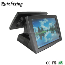 "2015 Hot Discounted Factory Supply Hot Selling 15"" touch screen retail fanless gas station pos system for restaurants or markets"