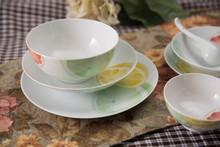 Home and restuarant use easter dinnerware set