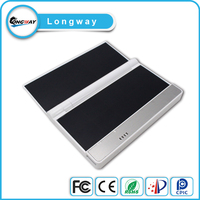 hight quality and high capacity portable power bank,solar charger power bank with 5000mah