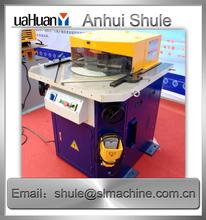 QC28Y-4*200 Hydraulic Notching Machine Export to Australia