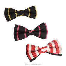 Mens high quality decoration custom bowtie charms accesories