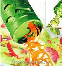 LFGB food grade Vegetable and fruit Processing Device Cucumber slicer hand vegetable slicer