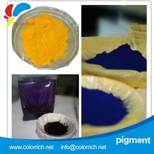 On sale best price pigment colors blue glow in the dark pigment