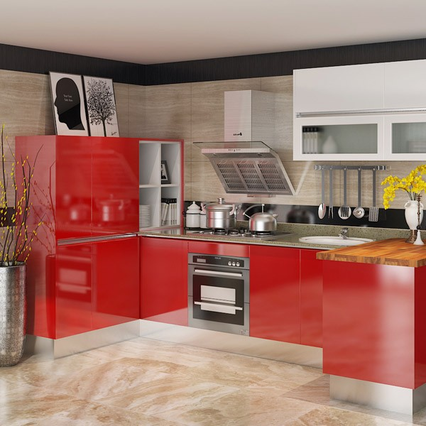 Home product categories 2015 new kitchen cabinets for Acrylic kitchen cabinets cost