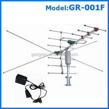 antenna with remote control rotatable model GR-001F