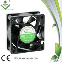 6cm best computer cooling fan approved by ce/rohs 6025 usb cooling fan