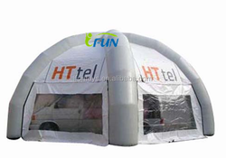 large outdoor inflatable tent/ inflatable lawn event tent/ giant tent inflatable