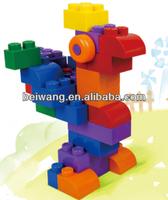 children plastic building block toys DIY toys