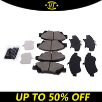 Y.T. Brand Yutai Support 45022-TF0-Y00 Front Brake Pads for Honda FIT/CITY