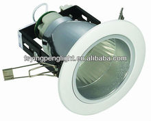 3 inch simple round downlight CS309-1 E27 down light