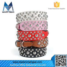 Handmade Embroidered Pet Collars Soft Comfortable Pet Collar PT40