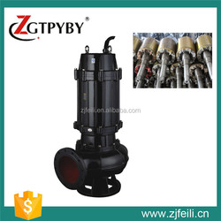 WQ centrifugal submersible pump in reasonable price pump
