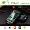 """JEEP Z6 Outdoor phone 4.0"""" HD Screen 5.0MP Camera dual sim MTK ip68 waterproof rugged android phone with nfc"""