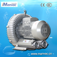 Hot selling china factory LD 7.5kw 220-380v high pressure air blower applied in clearning Letter sorting