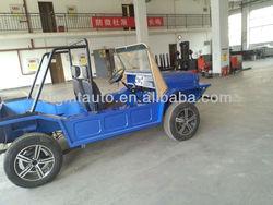Rear Wheel Drive Mini Moke Used Electric Car Convertible
