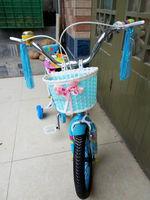 "Children 12"" bike/kids bicycle with basket"