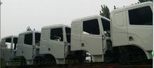 Heavy mixer truck cab of SANY