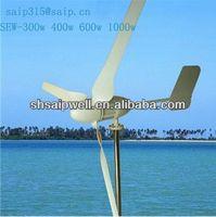 2013 new carbon fiber wind turbine blade 300w 400w 600w 1000w