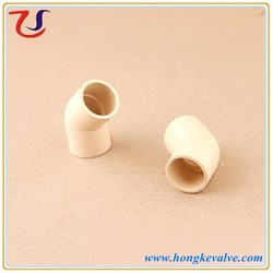 ASTMD 2846 standard 45 degree elbow pipe fitting