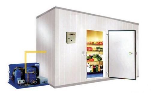 Prefabricated house vegetable refrigerator fruit storage for Camarade de chambre