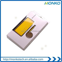 China factory cheap USB keychain charger power bank