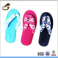 hot selling eva foam women fancy flip flop style slippers