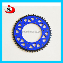 Chain and sprocket motorcycle for YAMAHAs 125 250 450