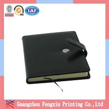 Top Grade Luxury Magnetic Closure Notebook Diary