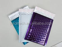 aluminum foil air bubble film bag/envelope cushion keeping constant temperature