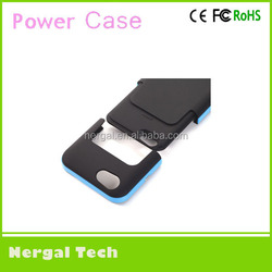 Extranal power pack extended battery case for iphone 6
