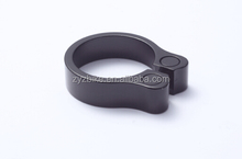 bike seat post clamp with quick release 28.6/31.8/34.9MM