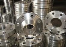 "FLANGE, WELDING NECK, 3"" DIAM, 150#, CS ASTM A105, RF, DIMENSIONS PER ANSI/ASME B16.5"