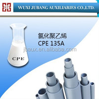 impact modifier for Wood-plastic composite products CPE135A