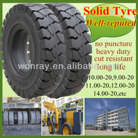 Well-reputed Good Price 12.00-24 Solid Rubber Heavy Equipment Tires