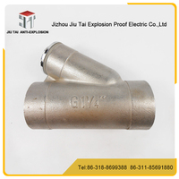 Cheap good quality huge sale new BCH-Y stainless steel material explosion proof conduit outlet body/ threading box