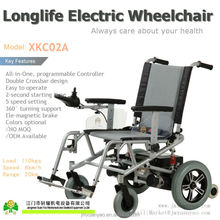 2015 Electric Wheelchair for elderly and handicapped