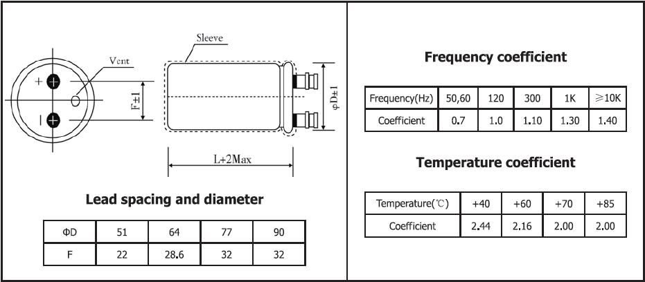 1500uf 450vdc Cd13 Aluminum Electrolytic Capacitors Buy 1500uf