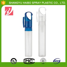 China Manufacturer Useful custom transparent plastic shampoo bottle packaging