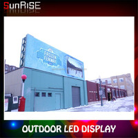 high resolution and brightness and super slim P4,P6,P8,P10,P12, p20 p16 SMD or DIP outdoor led large screen display
