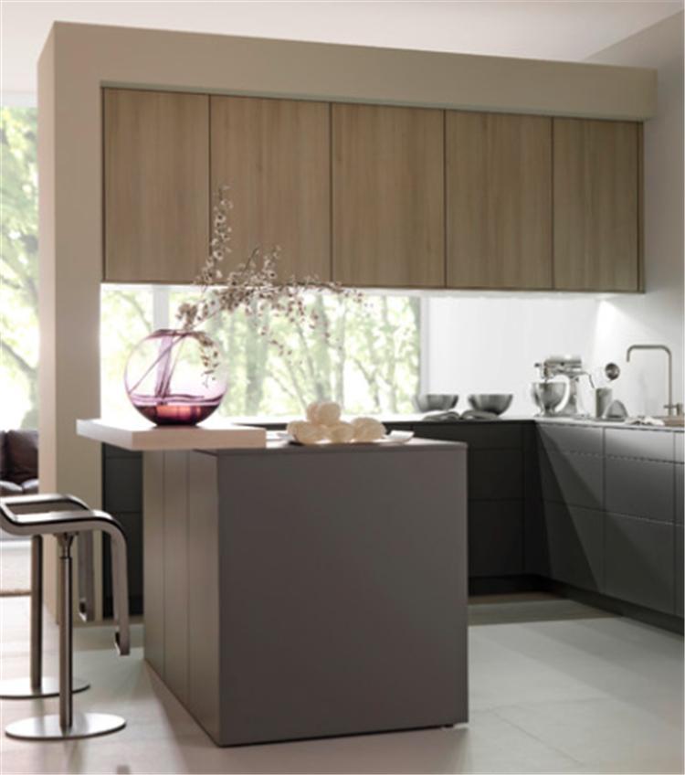 2015 solido armadio da cucina in legno, mobili da cucina ...